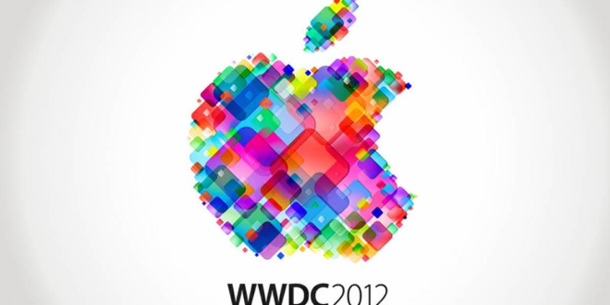 Apple lanza aplicación para seguir la WWDC 2012 y fija el keynote para el 11 de junio