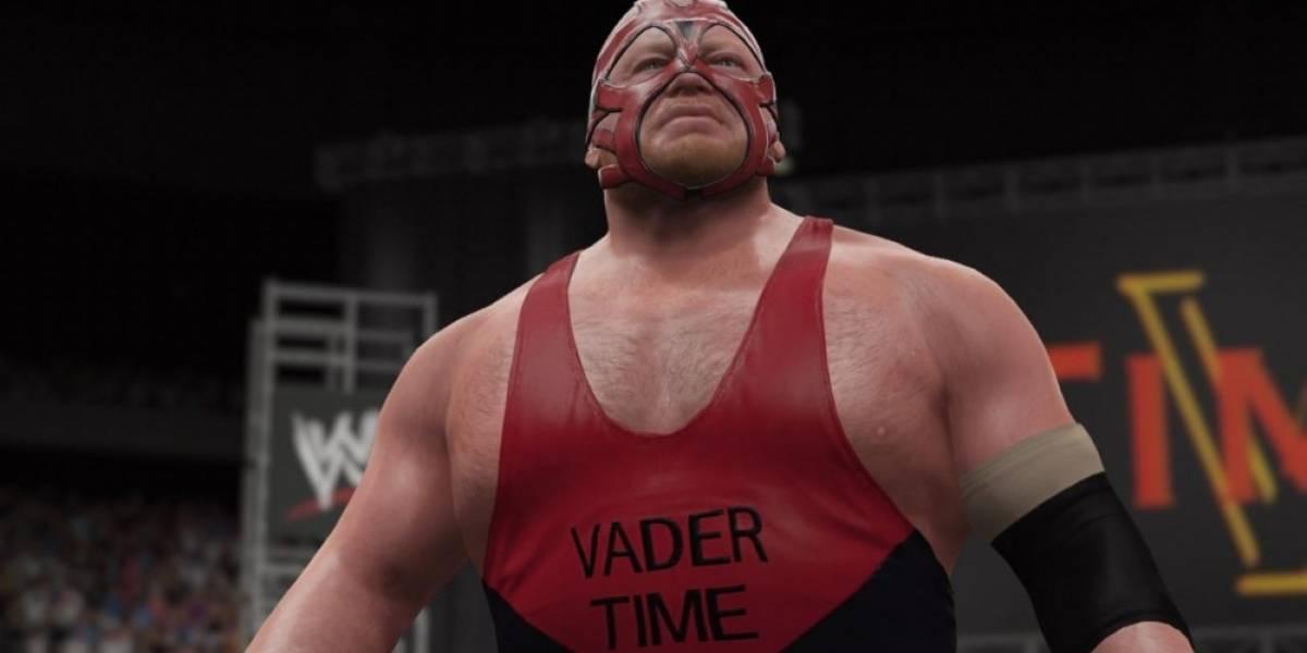 2K Games y WWE logran nuevo acuerdo de exclusividad