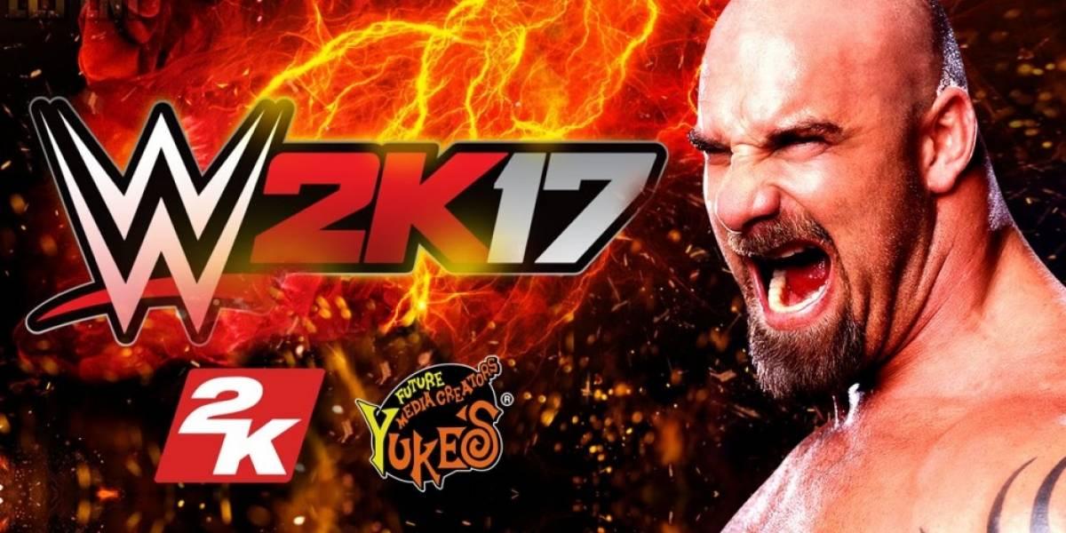 2K revela detalles sobre la Creation Suite en WWE 2K17