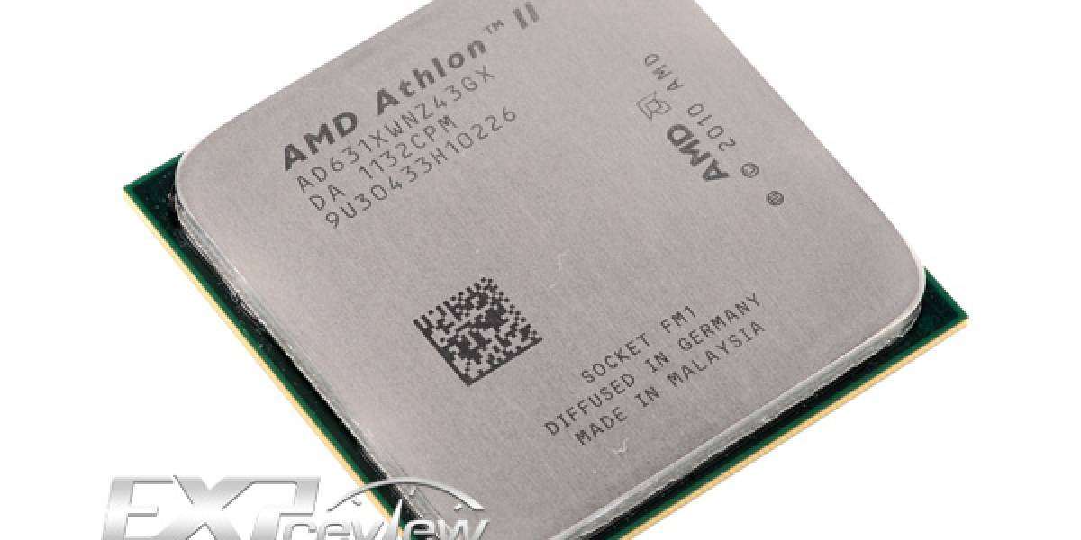 AMD Athlon II X4 631 review