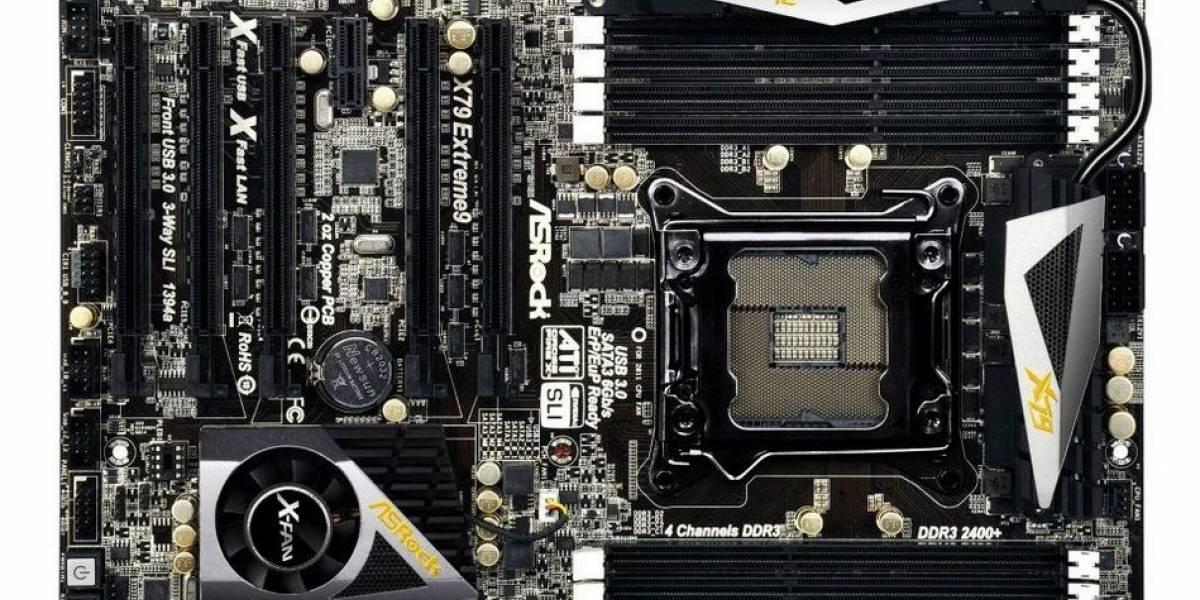 Asrock anuncia su tarjeta madre X79 Xtreme9