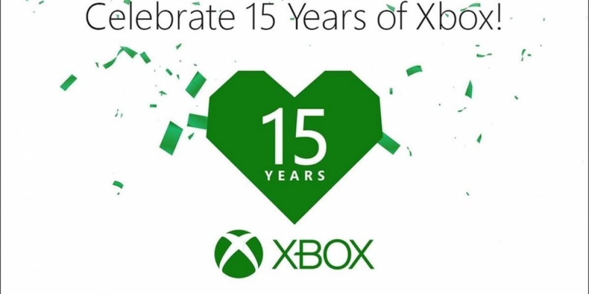 Xbox y Halo celebran su 15 Aniversario