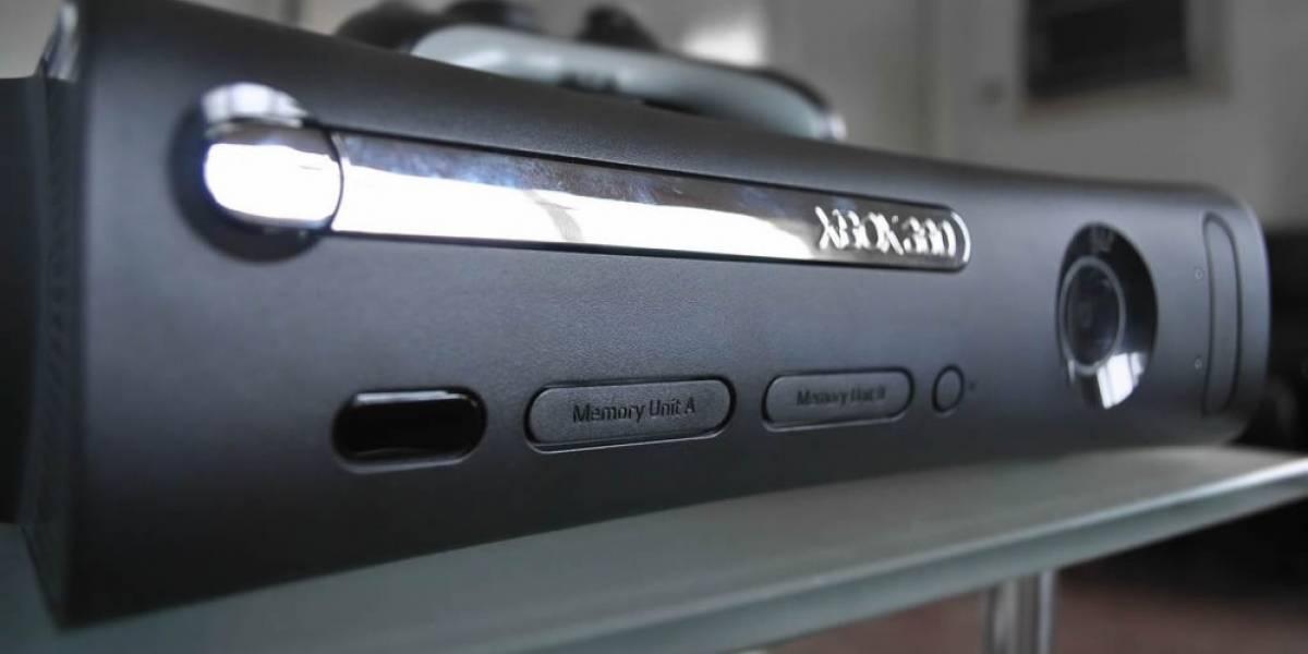 Microsoft deja de fabricar la Xbox 360