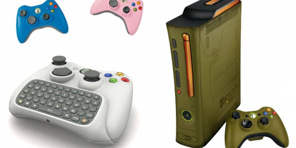 E3: Conferencia Microsoft: Xbox 360 Halo Edition, Chatpad, Halo 3, GTA IV y más