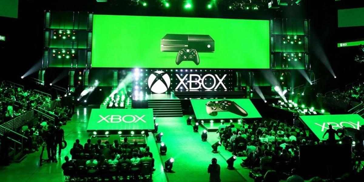 Mira en vivo la conferencia de Xbox #E32016