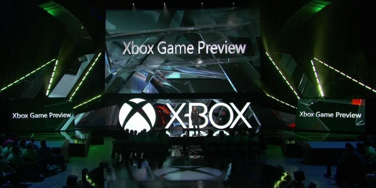 Xbox Game Preview llega a Windows 10 #gamescom2016
