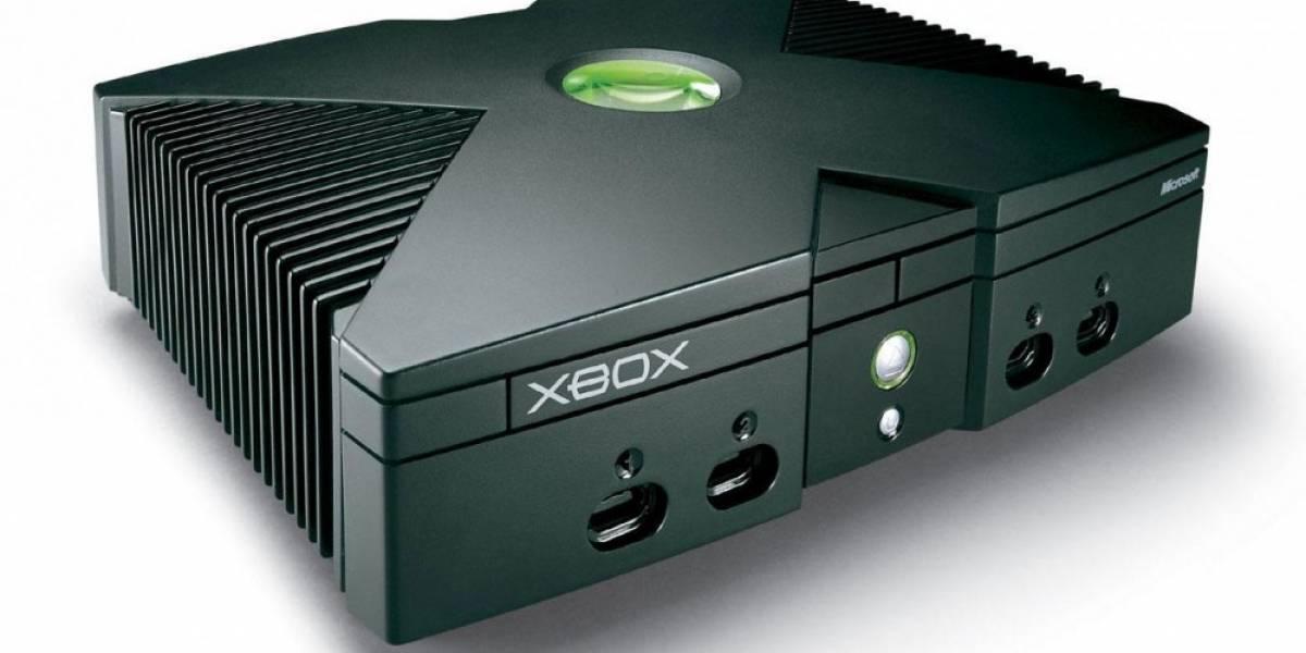 15 años de Xbox: Así era la interfaz de la consola original