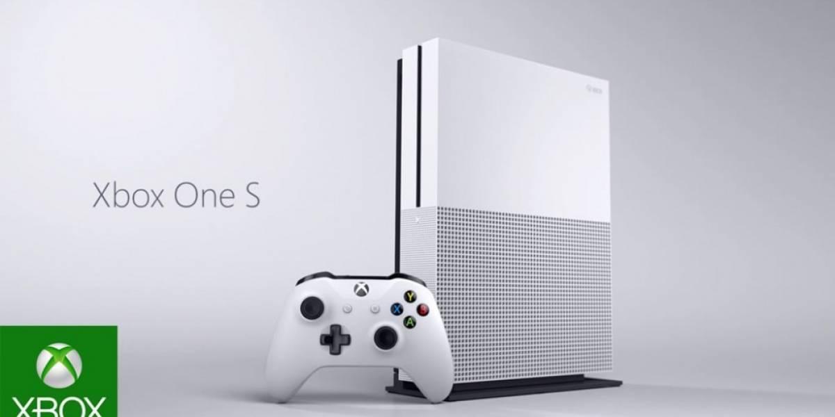 Presentan oficialmente la Xbox One S #E32016