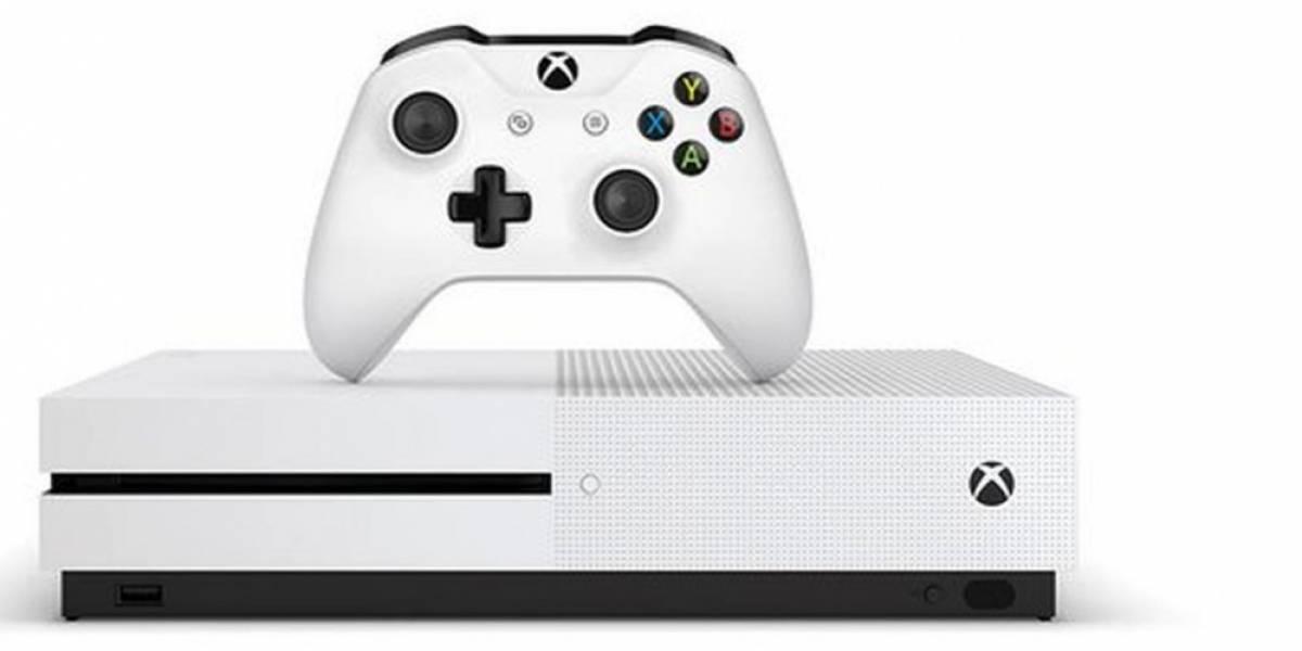 Se filtran imágenes de la nueva Xbox One Slim #E32016