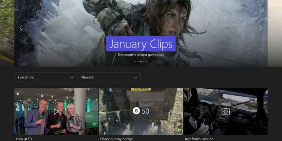 Mañana se lanzará la actualización de febrero para Xbox One