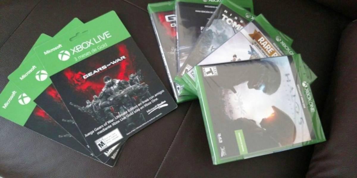 Concurso para México: Regalamos un megapack de juegos de Xbox One