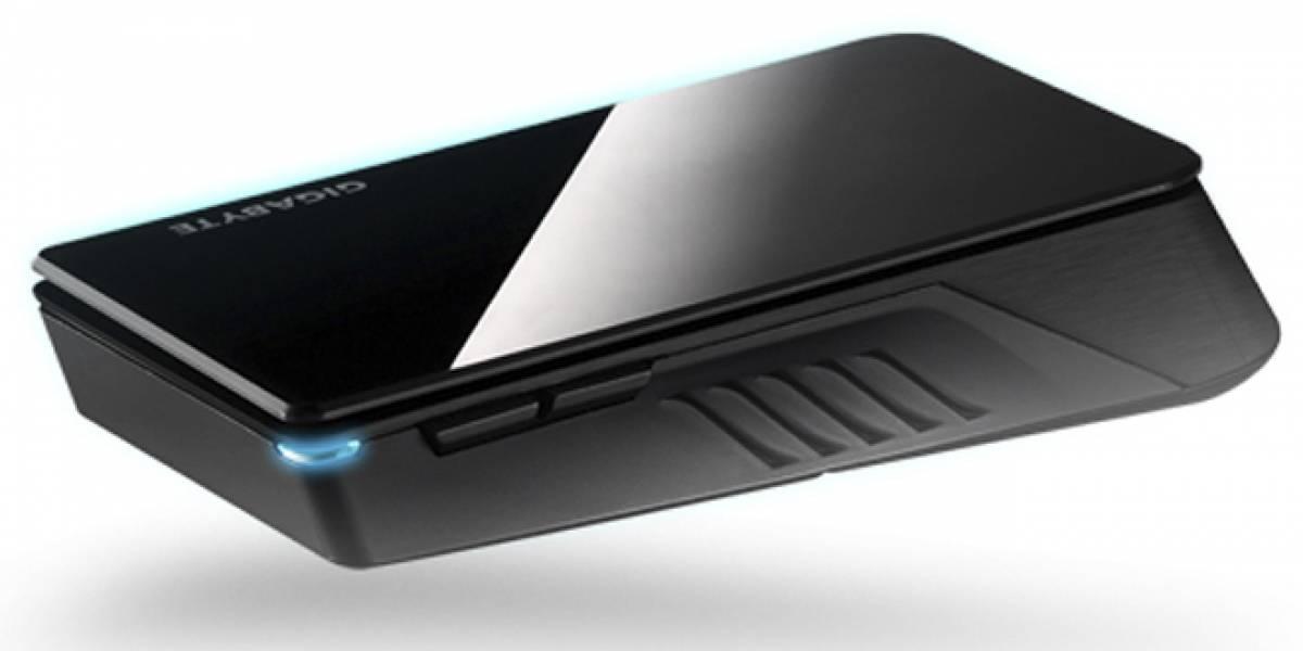 Este misterioso dispositivo es lo nuevo de Gigabyte