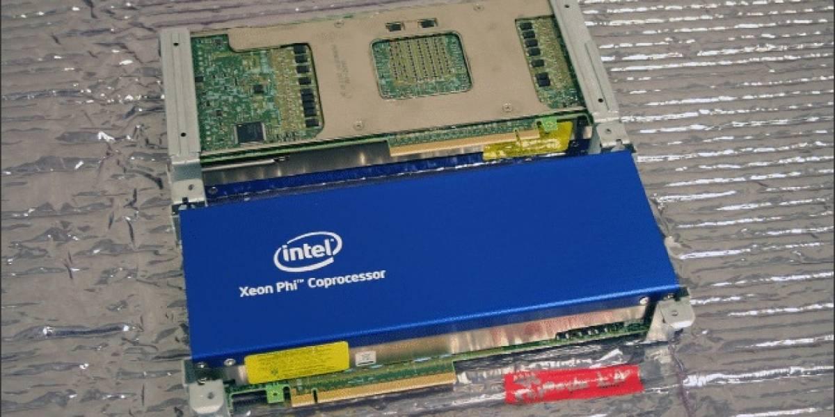 Intel Xeon Phi estará basado en Knights Landing