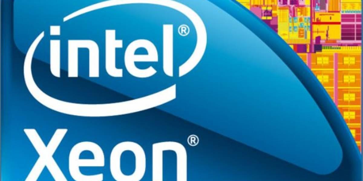 Intel prepara microprocesadores Xeon Basados en Haswell-DT