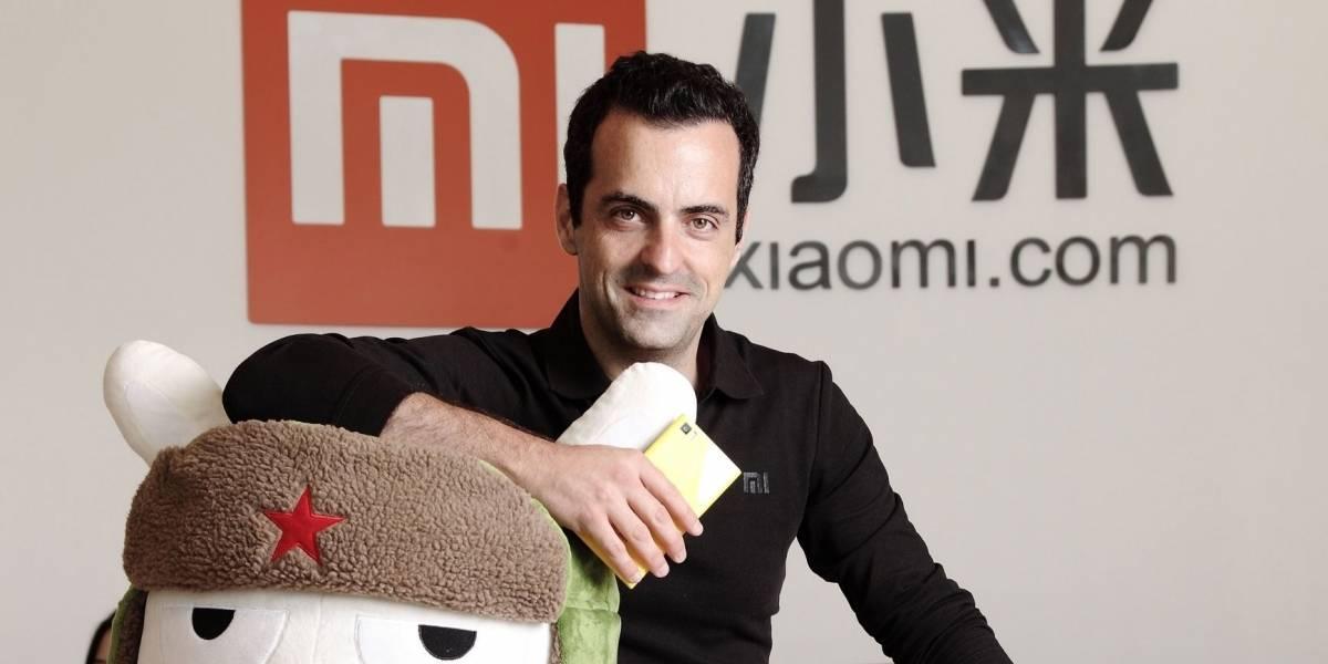 Hugo Barra se va de Xiaomi