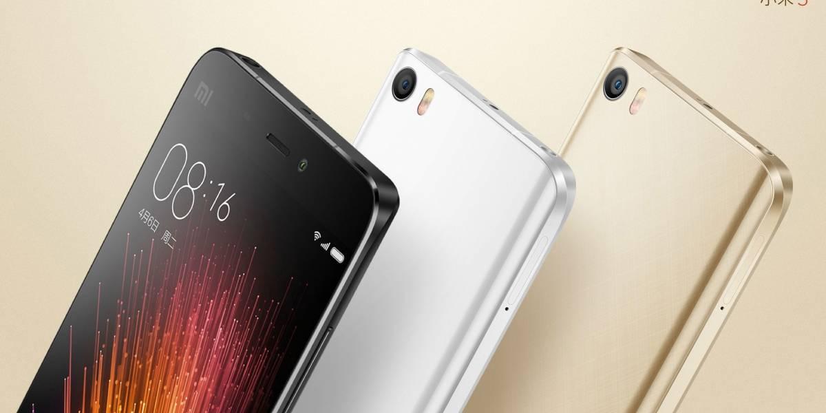 Xiaomi Mi 6 sería lanzado con un procesador Snapdragon 821