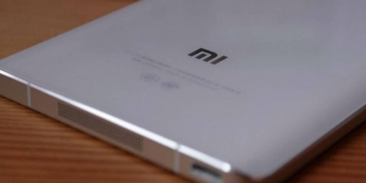 Xiaomi Mi S sería una poderosa bestia con 4 GB de RAM