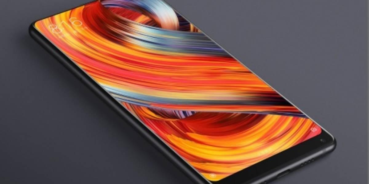 Xiaomi oficializa el Mi Mix 2