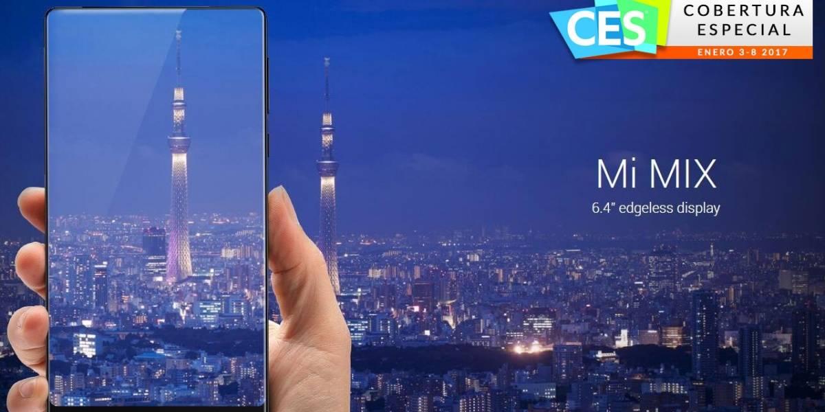 Xiaomi podría anunciar el Mi Mix blanco en #CES2017