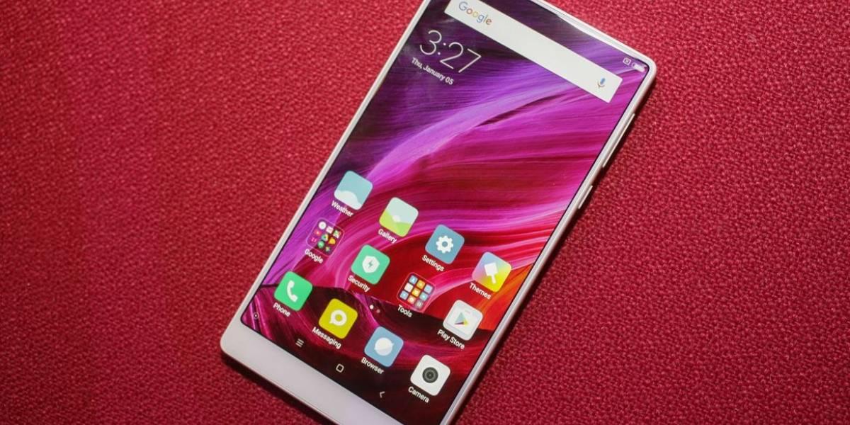 Estas serían las especificaciones del Xiaomi Mi Mix 2