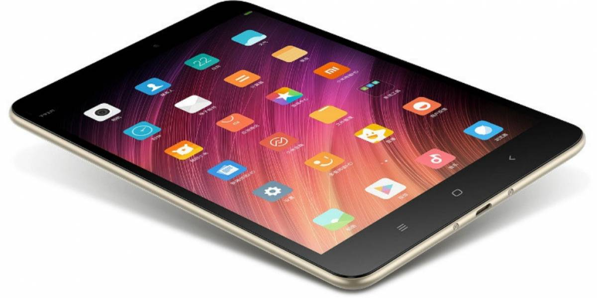 Xiaomi Mi Pad 3 es diferente por dentro, pero no por fuera