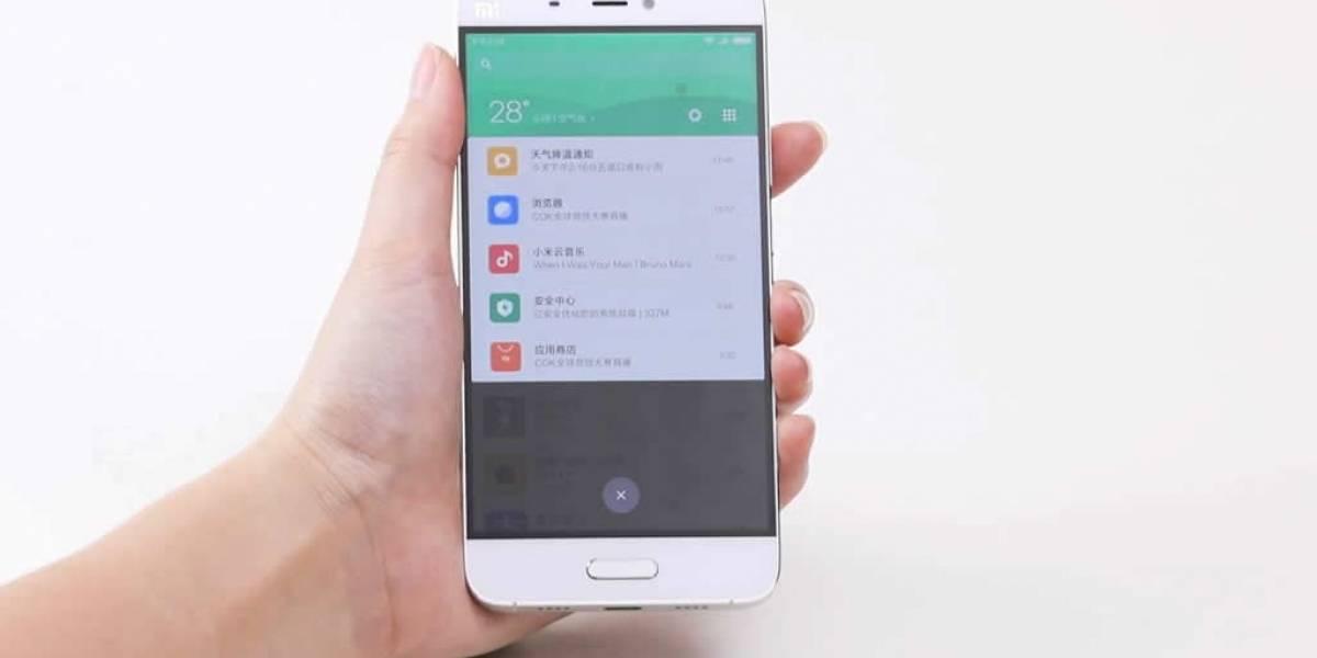 Xiaomi abre programa de prueba para MIUI 8 basado en Android 7.0 Nougat