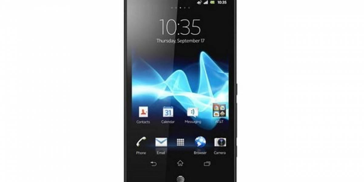 AT&T y Sony lanzarán el XPERIA TL, el móvil oficial del agente 007