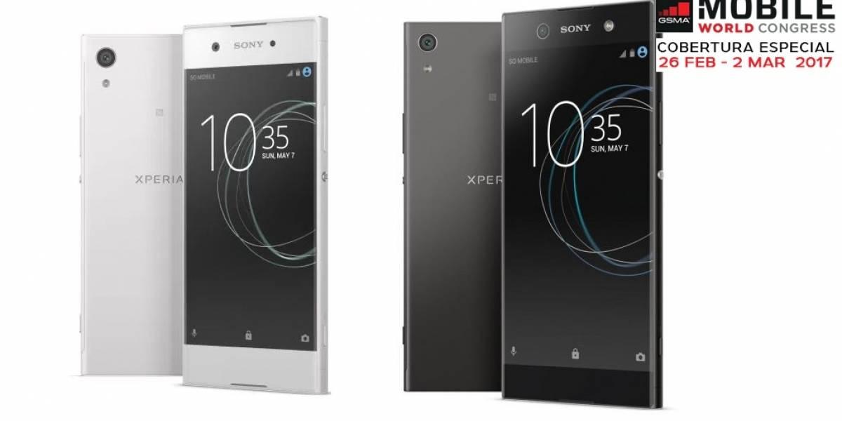 Sony presenta el XA1 y XA1 Ultra, dos gama media enfocados a fotografía #MWC17