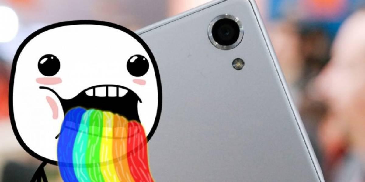 Se filtra la primera imagen del Sony Xperia X Compact