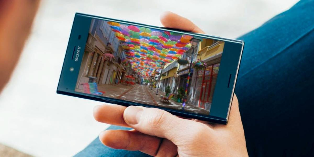 Equipo Bravia explica de qué trata el 4K HDR del Xperia XZ Premium