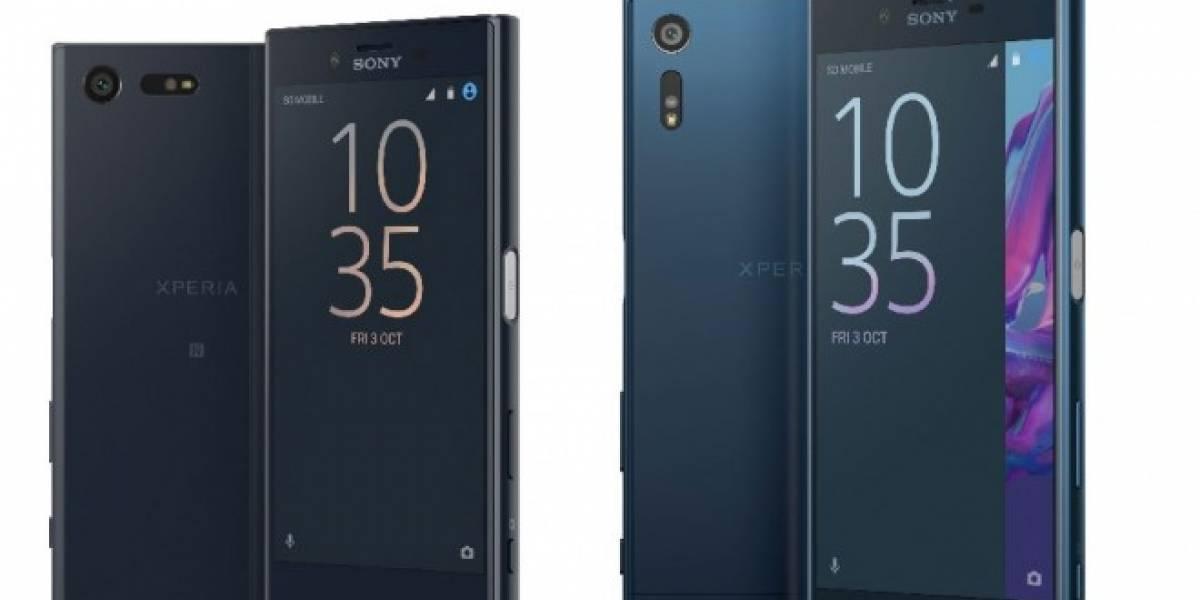 Sony presenta al contundente Xperia XZ y Xperia X Compact #IFA2016