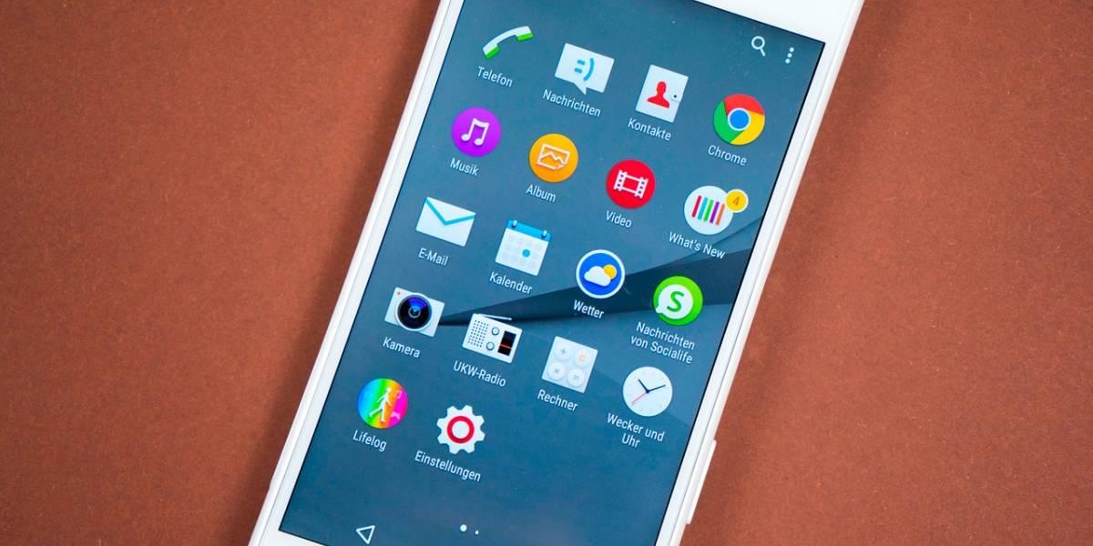 Sony Xperia Z5 y Z5 Premium reciben Android 7.0 Nougat