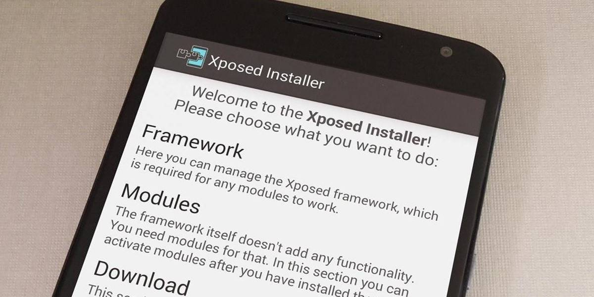 Esta es la lista de módulos Xposed funcionales en Android Nougat