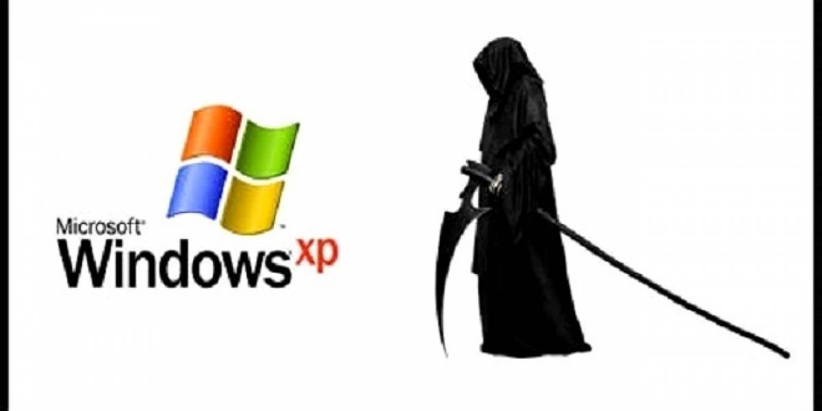 Empresas preocupadas por la muerte de Windows XP