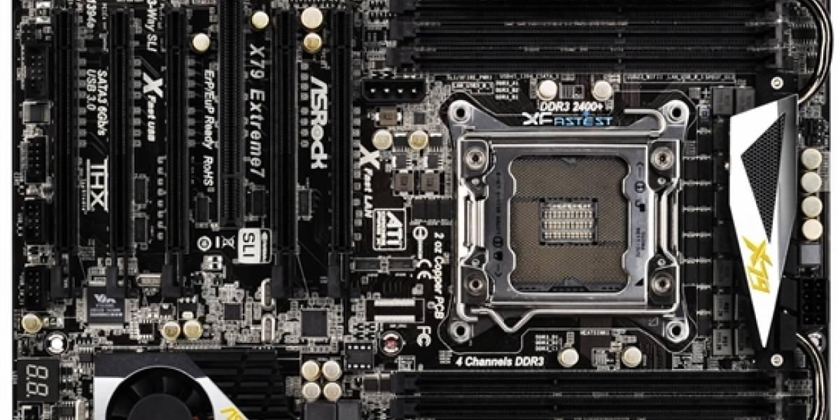 Chipset X79 de Intel tendrá un precio de USD 73