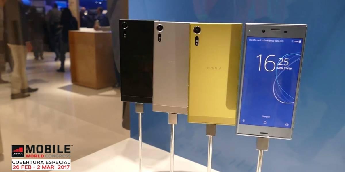Sony Xperia XZ Premium A Primera Vista, ¡vuelve la pantalla a 4K! #MWC17