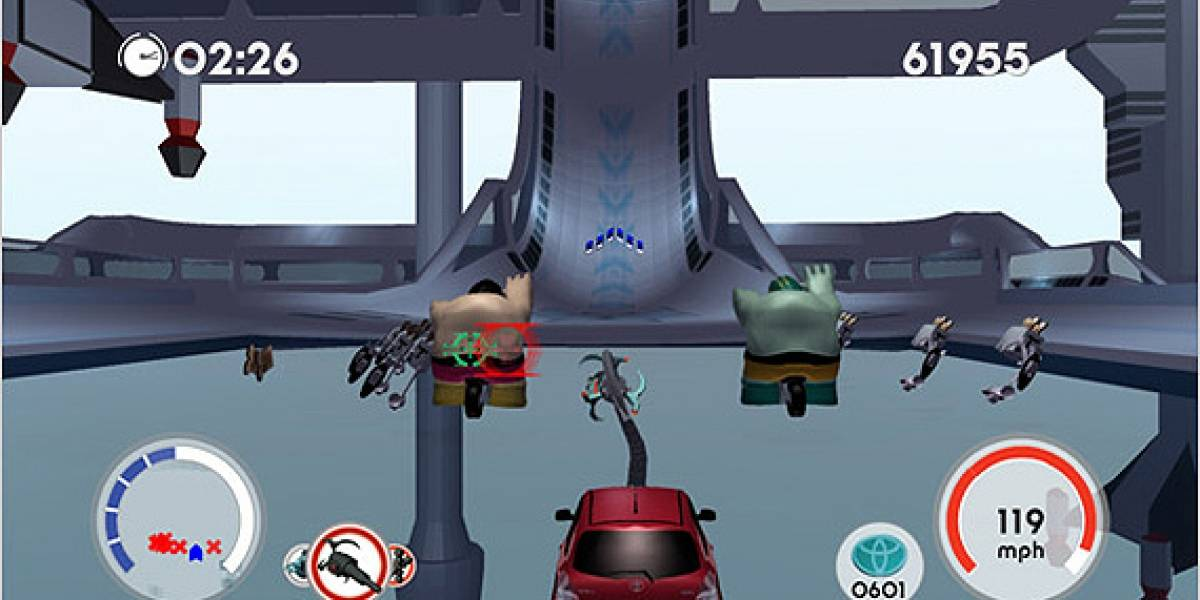 Toyota ofrece juego de Yaris para Xbox 360