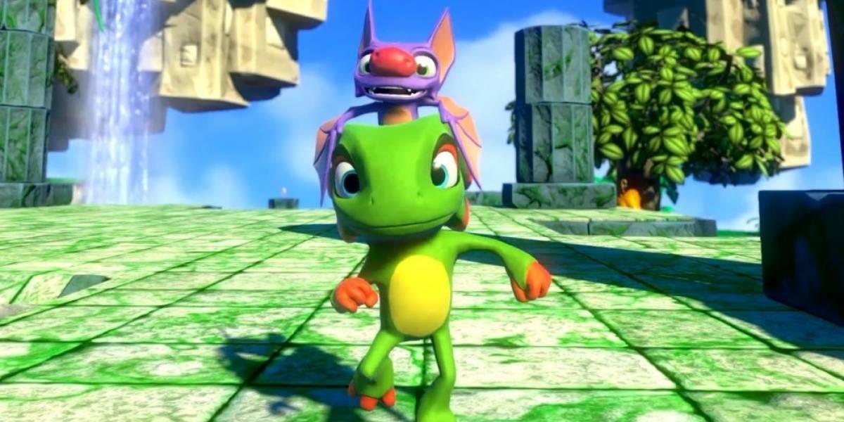 CONCURSO: Regalamos una copia de Yooka-Laylee para PS4