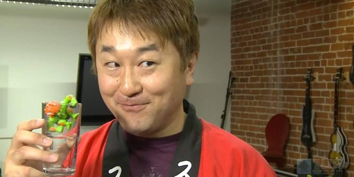 Yoshinori Ono viene a Festigame 2016