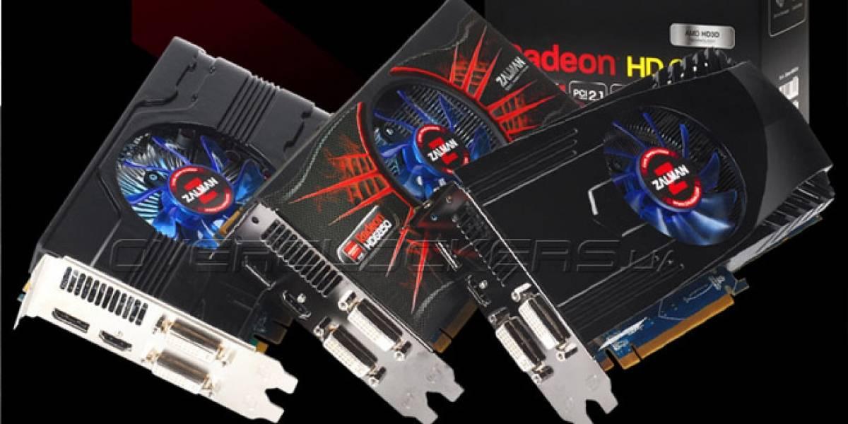 Zalman entra al mercado gráfico, comenzando con AMD Radeon