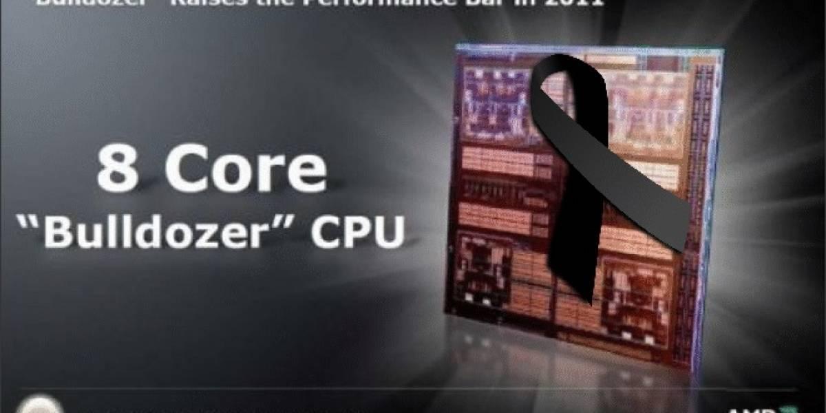 AMD descontinuará sus CPU FX de primera generación a mediados del 2013