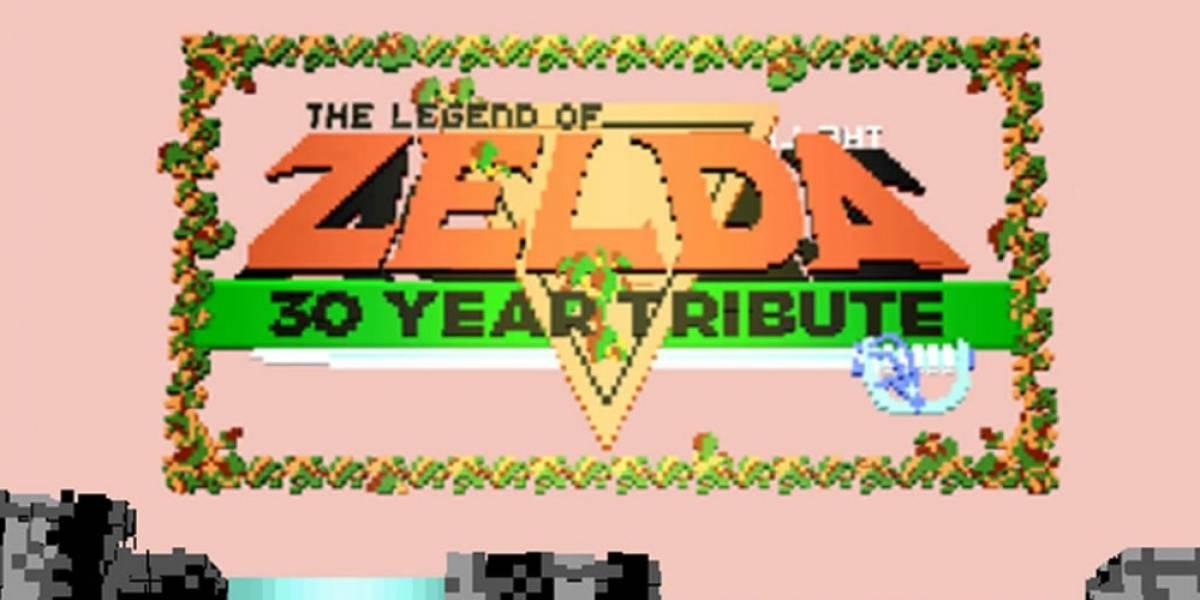 Nintendo pidió el retiro de la versión para navegadores de Zelda en 3D