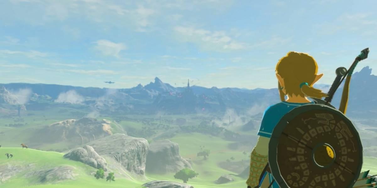 Después de Zelda: Breath of the Wild podría llegar un nuevo juego de la saga a la Nintendo Switch