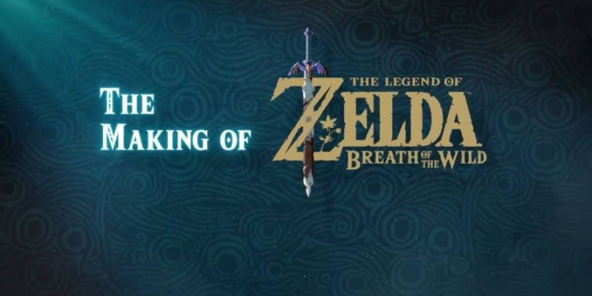 Nintendo mostrará cómo crearon The Legend Zelda: Breath of the Wild