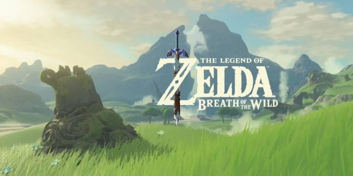 Zelda: Breath of the Wild es el mejor juego del E3 2016 en los Game Critics Awards