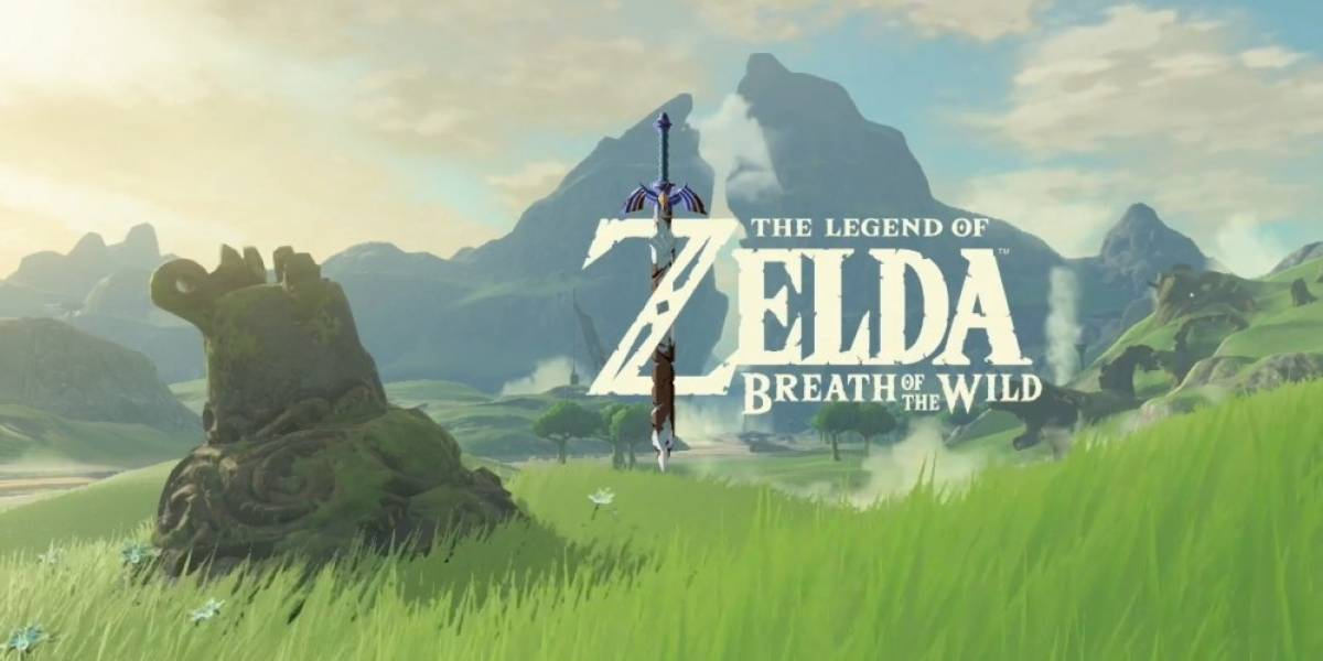 El parche Day One de Zelda: Breath of the Wild agrega un menú con los DLC