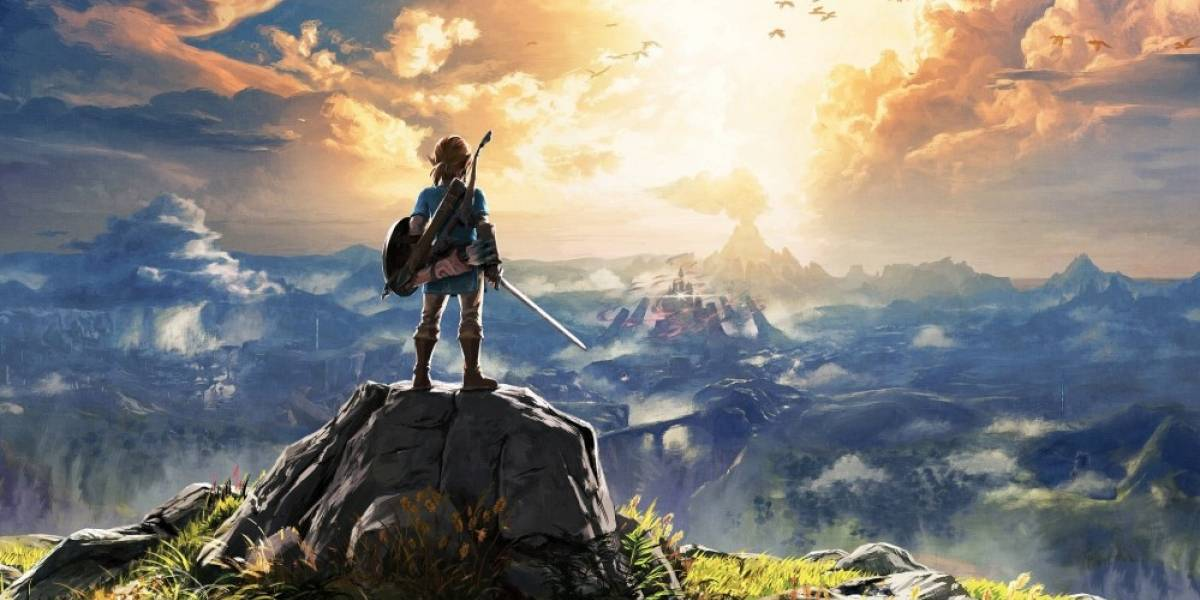 Mira el mini-documental detrás de cámara de The Legend of Zelda: Breath of the Wild