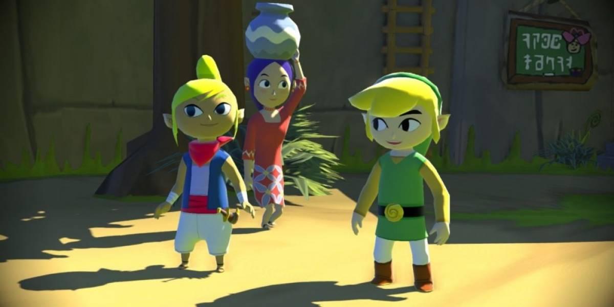 Eiji Aonuma abre la posibilidad de una versión femenina de Link en un próximo Zelda