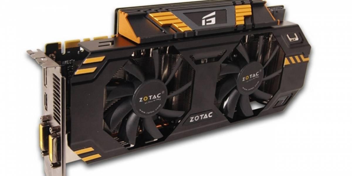 Zotac estrena nueva GeForce GTX 660 Ti Extreme Edition con aún más overclock