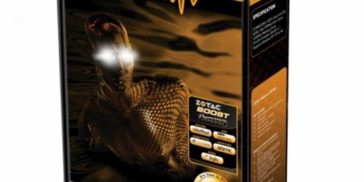 Zotac lanza Geforce GT 520 PCI y PCIe 1x